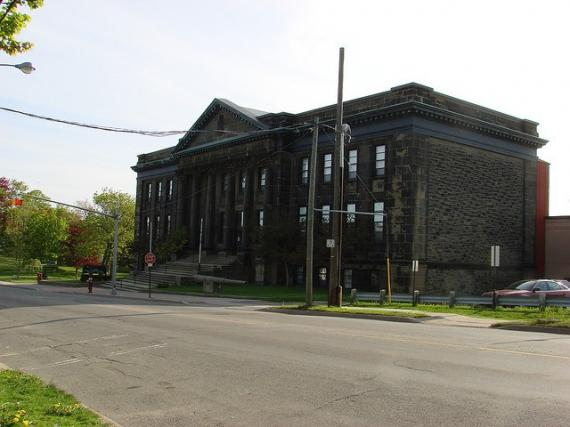'New Brunswick Museum' - City of Saint John
